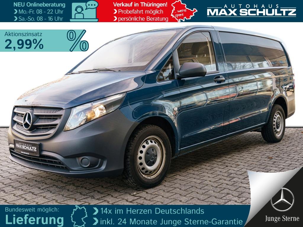 Mercedes-Benz Vito 109 CDI Standheizung*Ganzjahresreifen*AHK*, Jahr 2016, Diesel