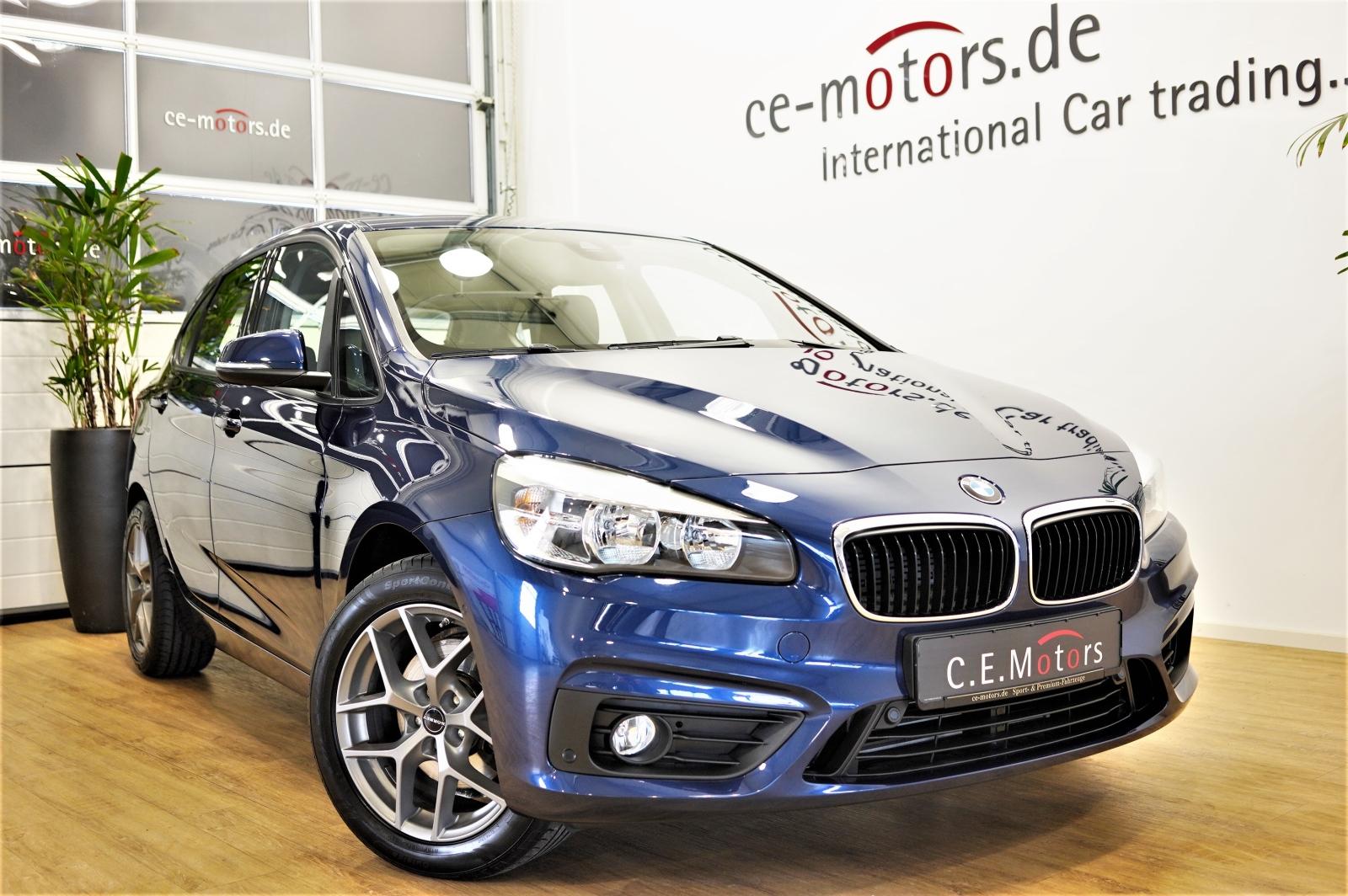BMW 220i Active Tourer *Navi*Klima*Tempomat*PDC*SHZ*, Jahr 2015, Benzin