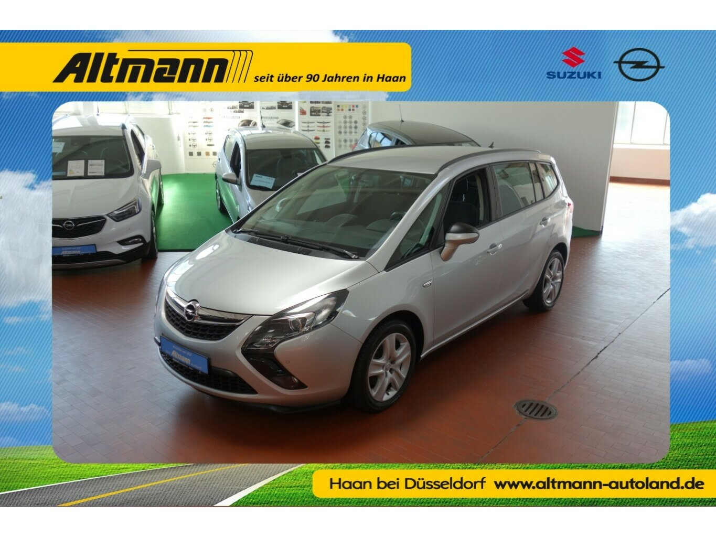Opel Zafira C Tourer Edition Sitz-/Lenkrheizung NAV 650, Jahr 2015, Benzin