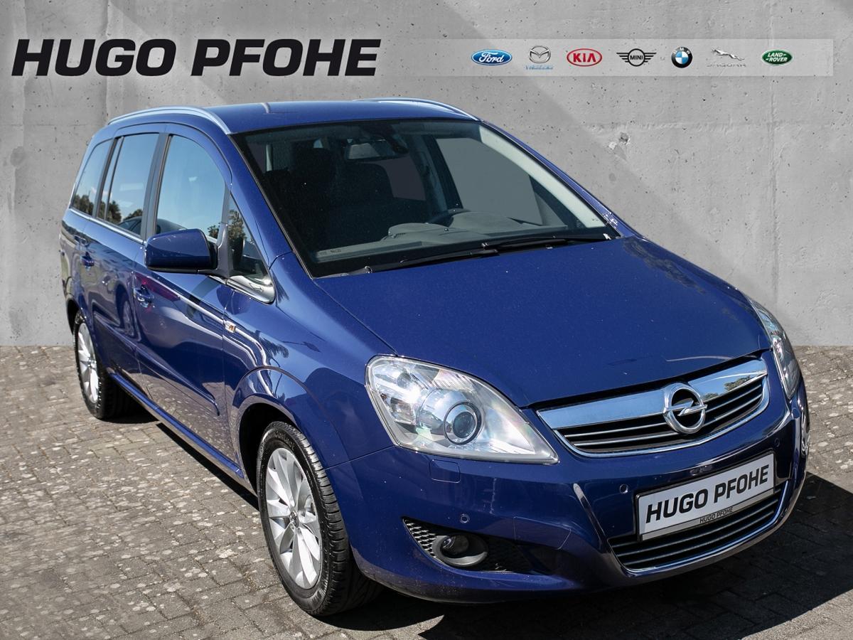 Opel Zafira Family, Jahr 2013, Benzin