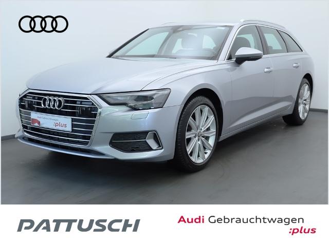 Audi A6 Avant 45 TDI Q Sport LED Navi AHZV DAB, Jahr 2020, Diesel