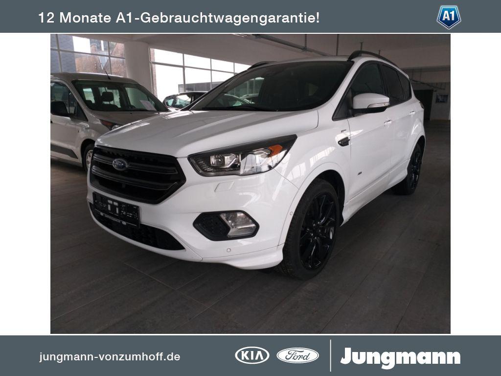 Ford Kuga 1.5 EcoBoost 4x4 Aut. ST-Line, Jahr 2017, Benzin