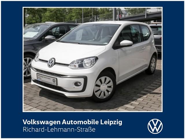 Volkswagen up! move up! 1.0 BMT *Maps & More Dock*SHZ*, Jahr 2018, Benzin
