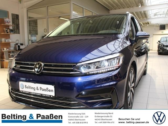 Volkswagen Touran 1.5 TSI R-Line United LED KLIMA NAVI ALU, Jahr 2020, Benzin