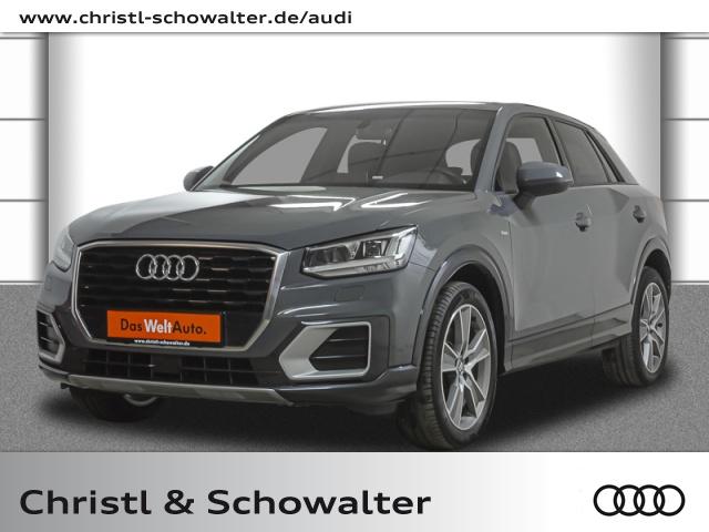 Audi Q2 S line sport 1.4 TFSI cod LED Klima Sportpaket, Jahr 2017, Benzin