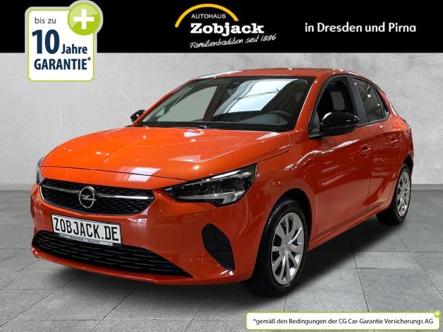 Opel Corsa F 1.2T Edition Kamera LED SHZ, Jahr 2021, Benzin