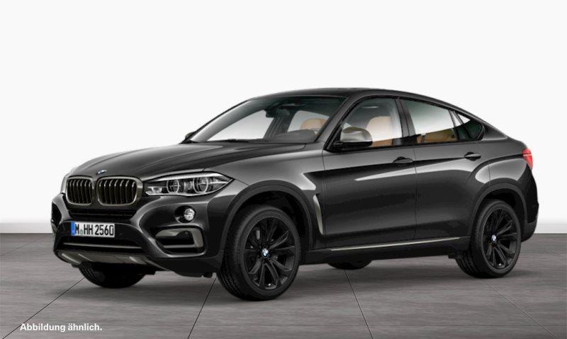 BMW X6 xDrive30d HK HiFi LED GSD Navi Prof. RTTI, Jahr 2017, Diesel