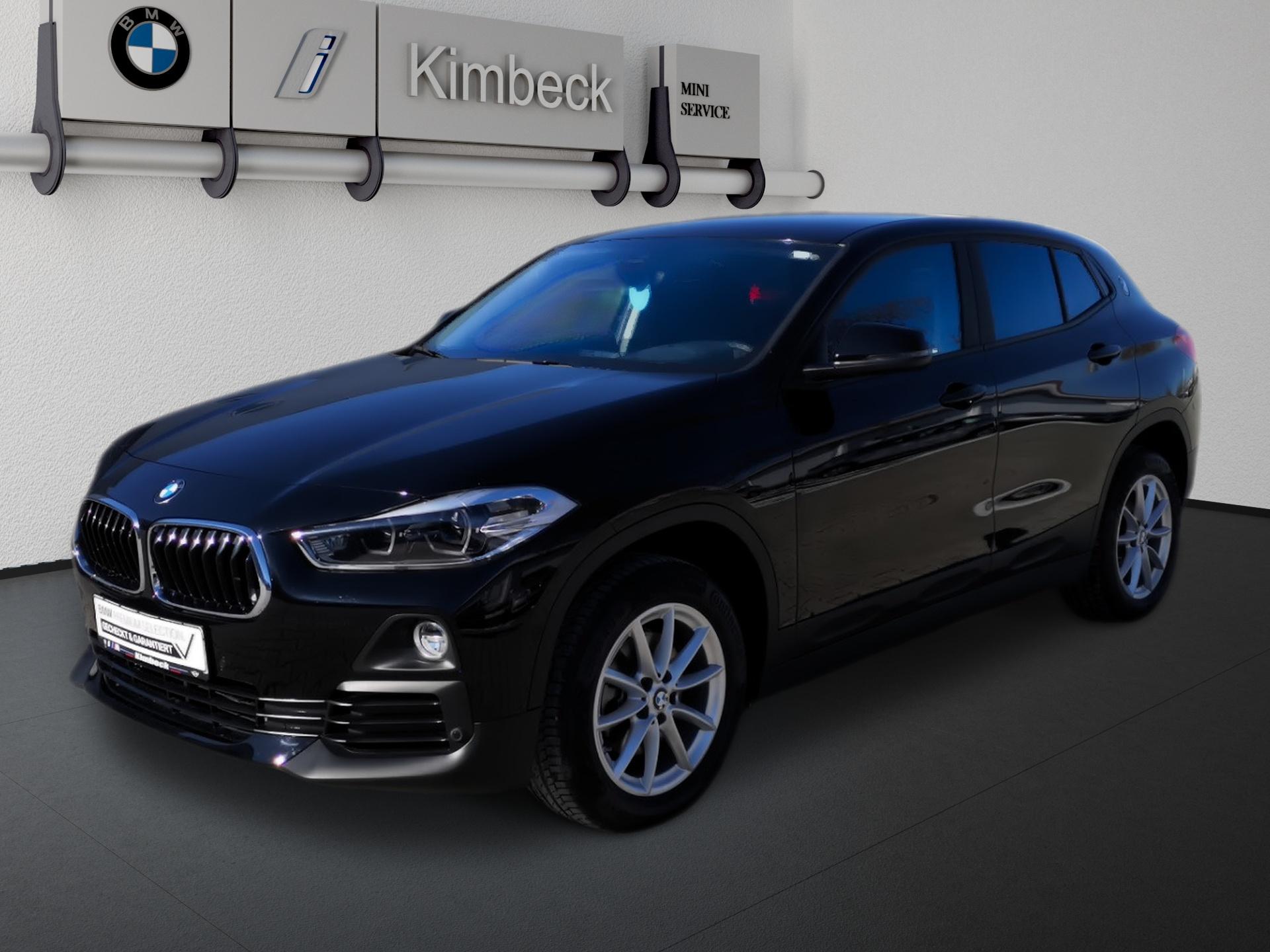 BMW X2 sDrive18d Advantage Navi LED PDC AHK DrivingA, Jahr 2018, Diesel
