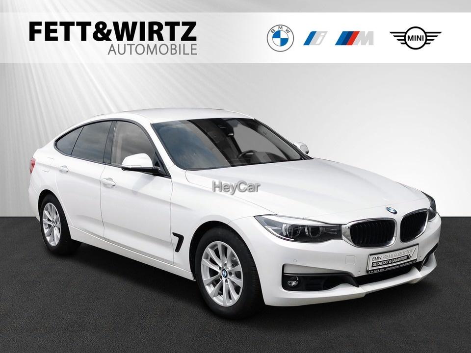 BMW 320 Gran Turismo GT Adv. Navi Prof. HUD AHK DA LED, Jahr 2018, Benzin
