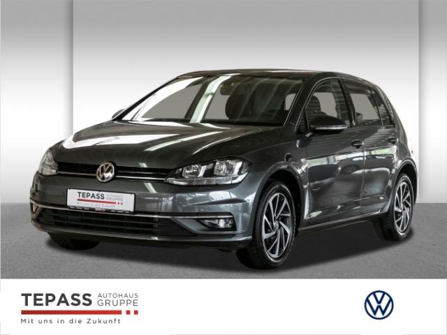 Volkswagen Golf VII 1.0 TSI Sound NAVI PANO ACC, Jahr 2018, Benzin