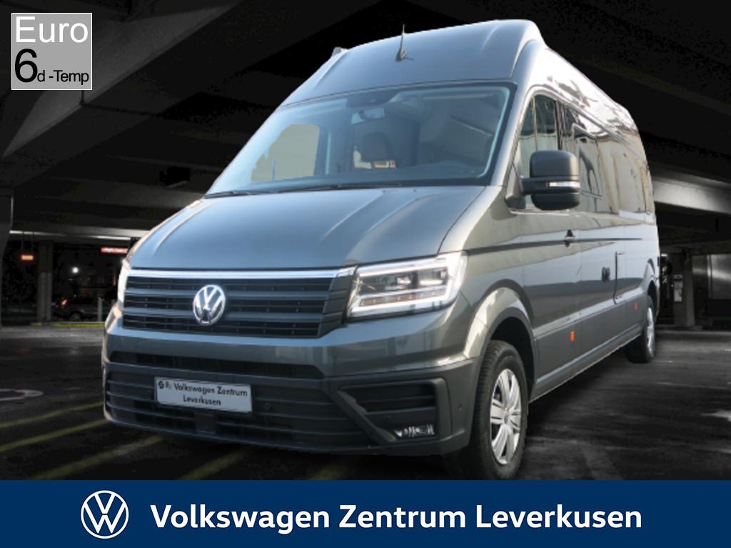 Volkswagen Crafter Grand California 680 2.0 ASSIST KAMERA, Jahr 2020, Diesel