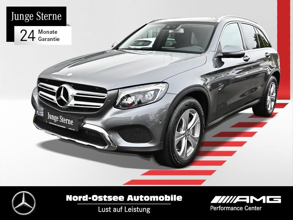 Mercedes-Benz GLC 220 finanzieren