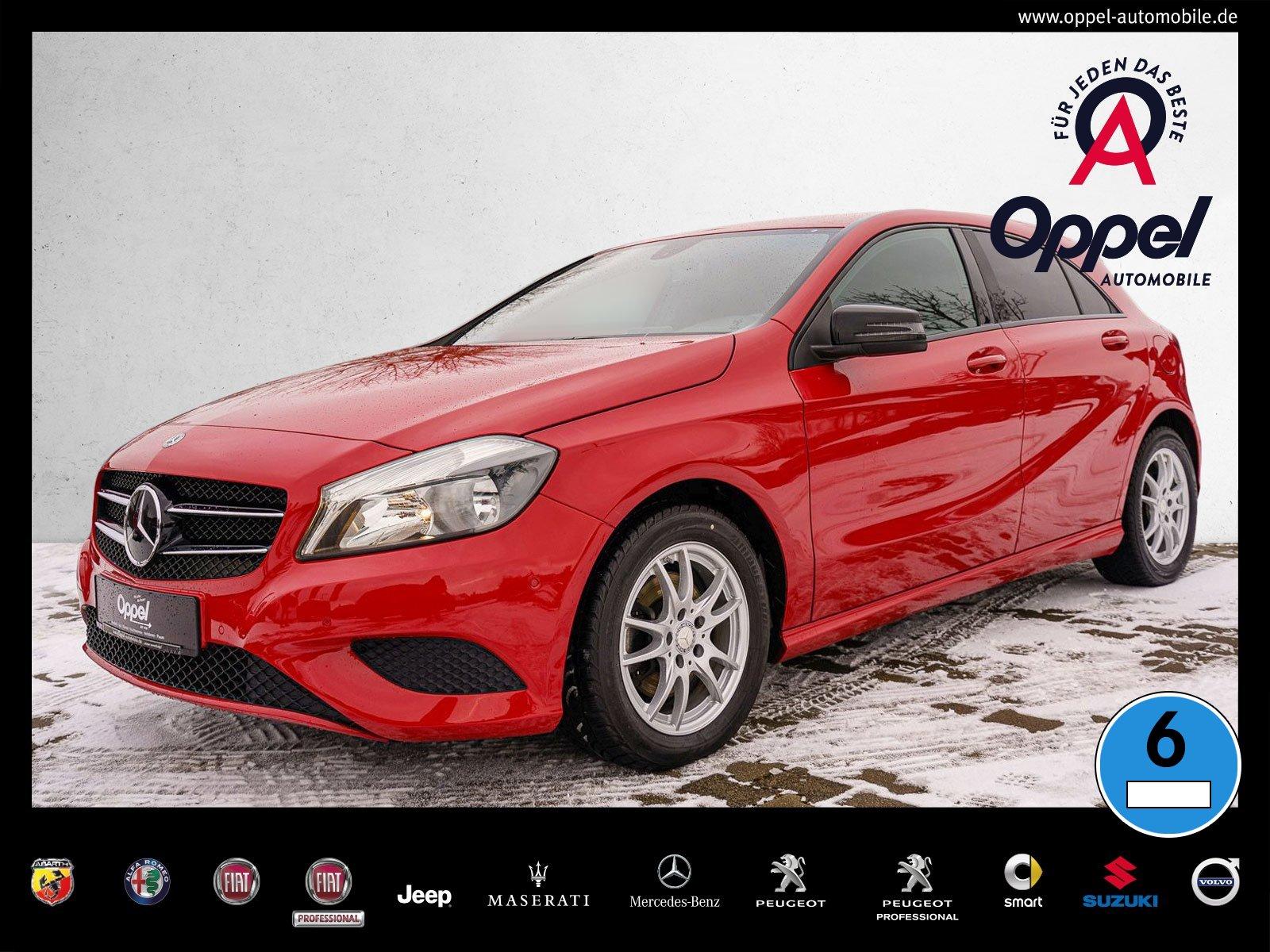 Mercedes-Benz A 180 ++URBAN+BLUEEFFICIENCY+KAMERA+NAVI+KLIMA++, Jahr 2014, Benzin