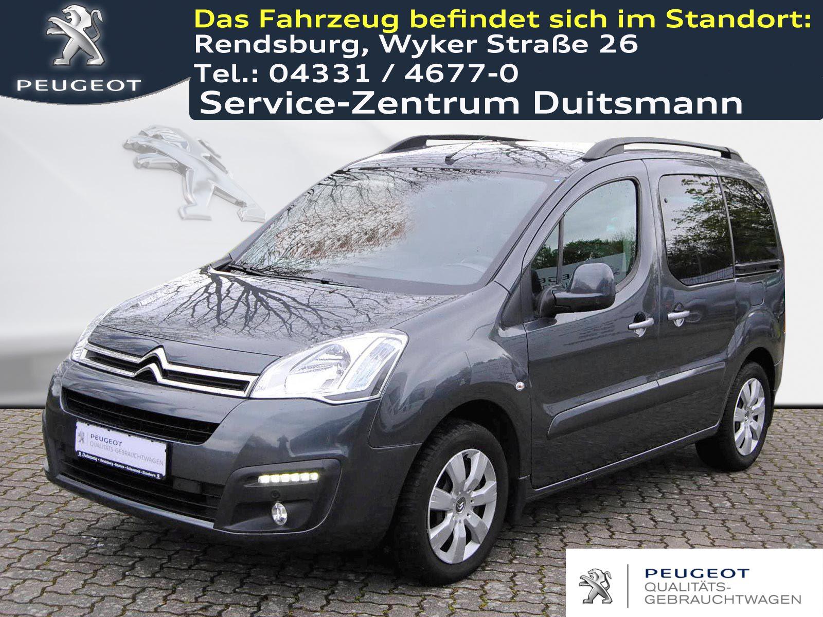 Citroën Berlingo Multispace BlueHDi 100 S&S SELECTION, Jahr 2016, Diesel