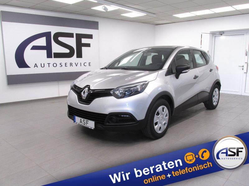 Renault Captur Expression Energy # Klima # Tempomat # Tagfahrlicht#, Jahr 2013, Benzin