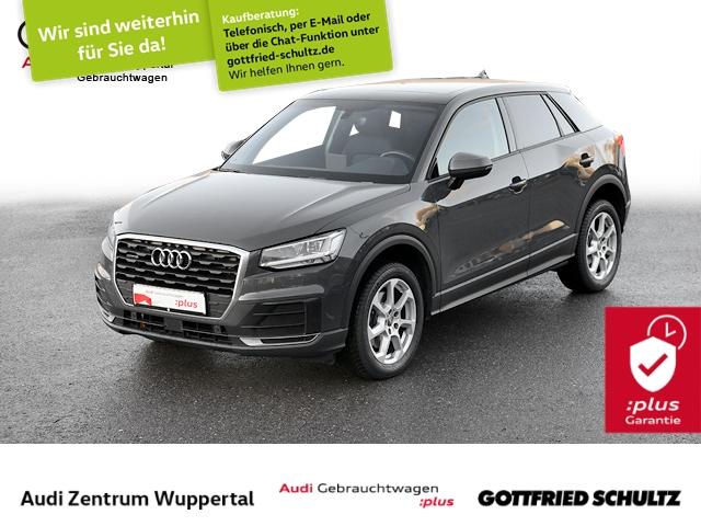 Audi Q2 2.0TFSI quat. PANO KAMERA LED NAV MUFU SHZ PDC Sport, Jahr 2017, Benzin