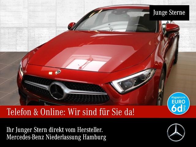 Mercedes-Benz CLS 450 Cp. 4M AMG designo Fahrass WideScreen HUD, Jahr 2018, Benzin