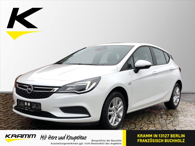 Opel Astra Business 1.4 Navi Tempomat PDC hinten, Jahr 2019, Benzin