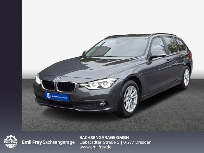 BMW 320d Touring xDrive Aut. Navi Klimaaut. PDC v+h, Jahr 2019, Diesel