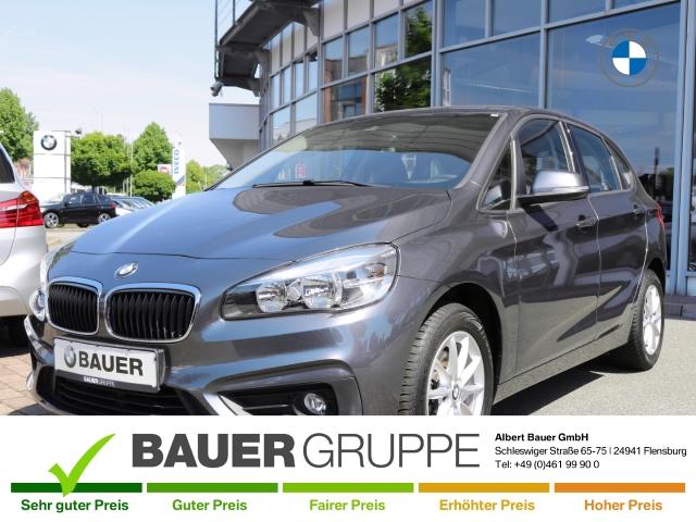 BMW 216 Active Tourer d Advantage Klimaautom GRA PDC Keyless LED-hinten LED-Tagfahrlicht Multif.Lenkrad, Jahr 2017, Diesel