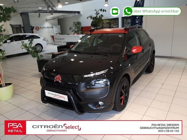 Citroën C4 Cactus HDi 100 Stop&Start Selection/Kamera/SHZ, Jahr 2016, Diesel
