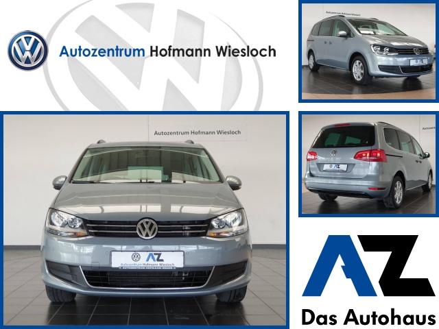 Volkswagen Sharan 1.4TSI Comfortline /Panorama/7-Sitze/AHK/, Jahr 2013, Benzin