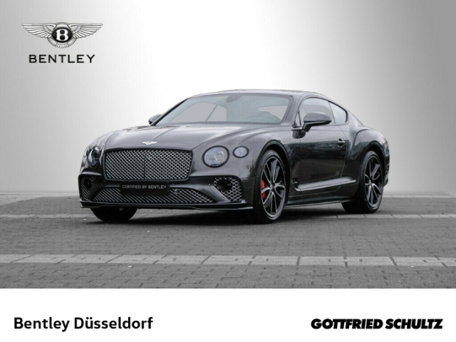Bentley Continental GT W12 BENTLEY DÜSSELDORF, Jahr 2019, Benzin