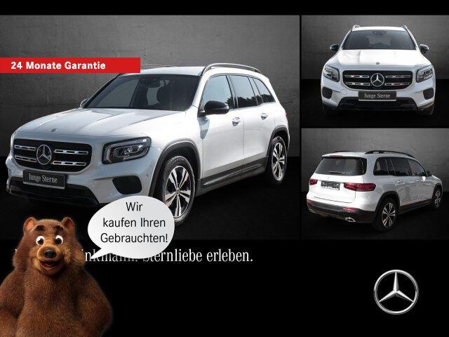 Mercedes-Benz GLB 200 LED/AHK/NIGHT/MBUX/AUGM.REALITY/KAMERA, Jahr 2019, Benzin