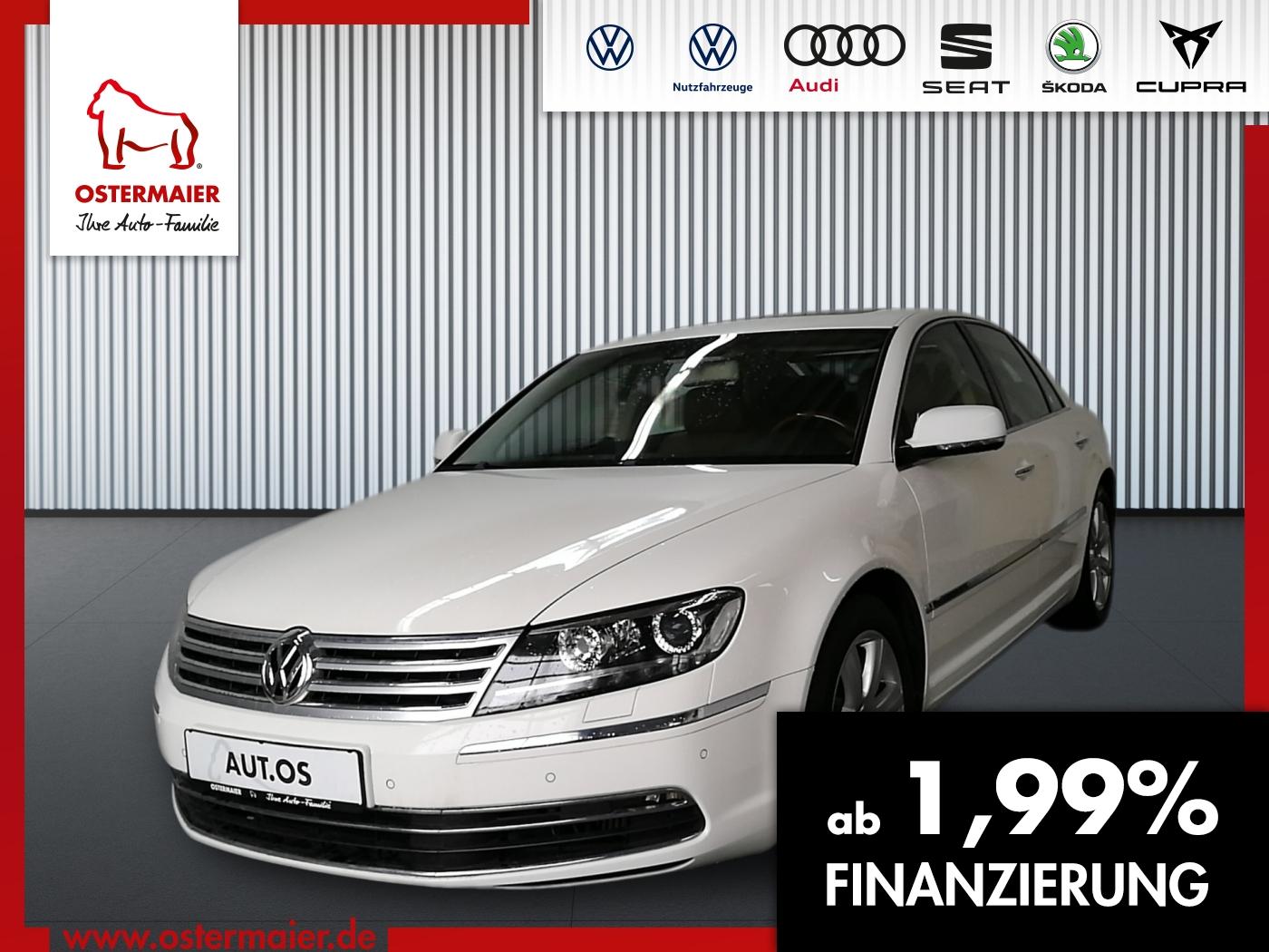 Volkswagen Phaeton 3.0TDI 245PS 12-WEGE.TV.S-DACH.DAB+.STDH, Jahr 2015, Diesel