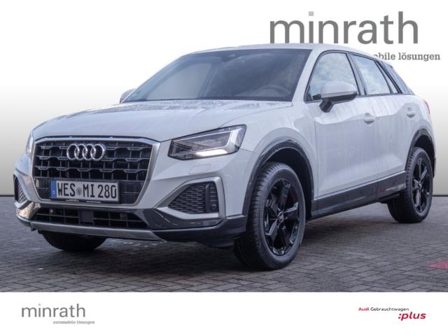 Audi Q2 advanced 35 TFSI S tronic LED+NAVI+SHZ+2xPDC, Jahr 2020, Benzin
