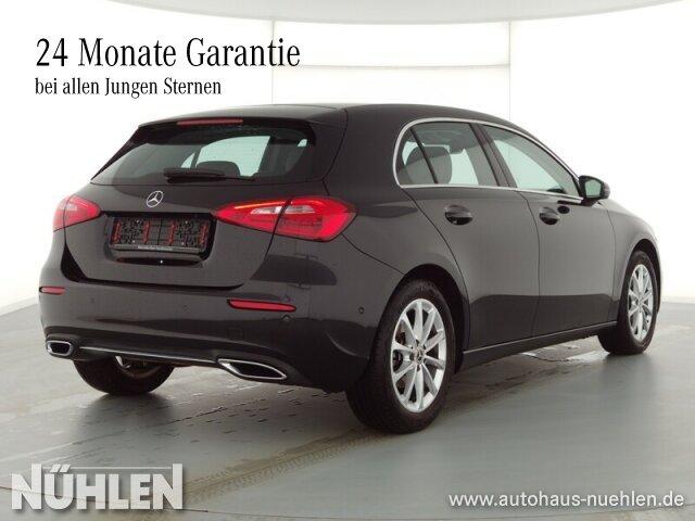 Mercedes-Benz A 200 Kompaktlimousine Progressive+Sitzhzg+Klima, Jahr 2020, Benzin