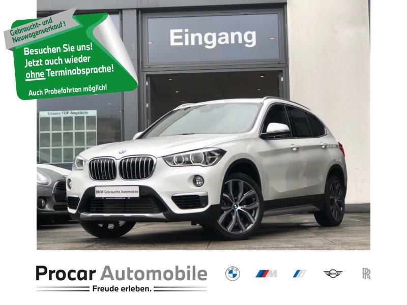 BMW X1 xDrive25i xLine DA PA RFK LED Pano H/K 19, Jahr 2018, Benzin