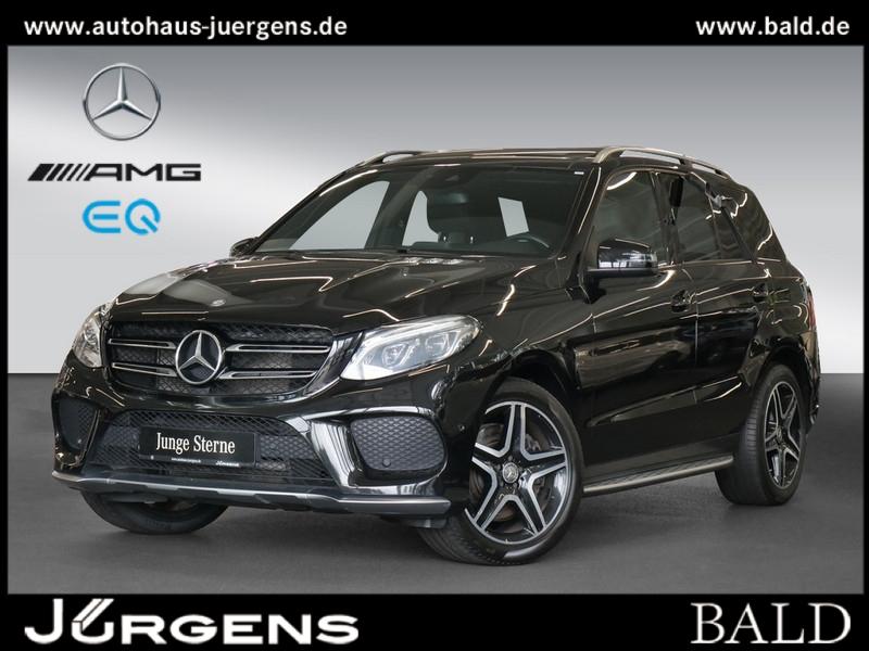 Mercedes-Benz GLE 450 AMG 4M AMG-Sport/Comand/ILS/Pano/Stdhz, Jahr 2016, Benzin