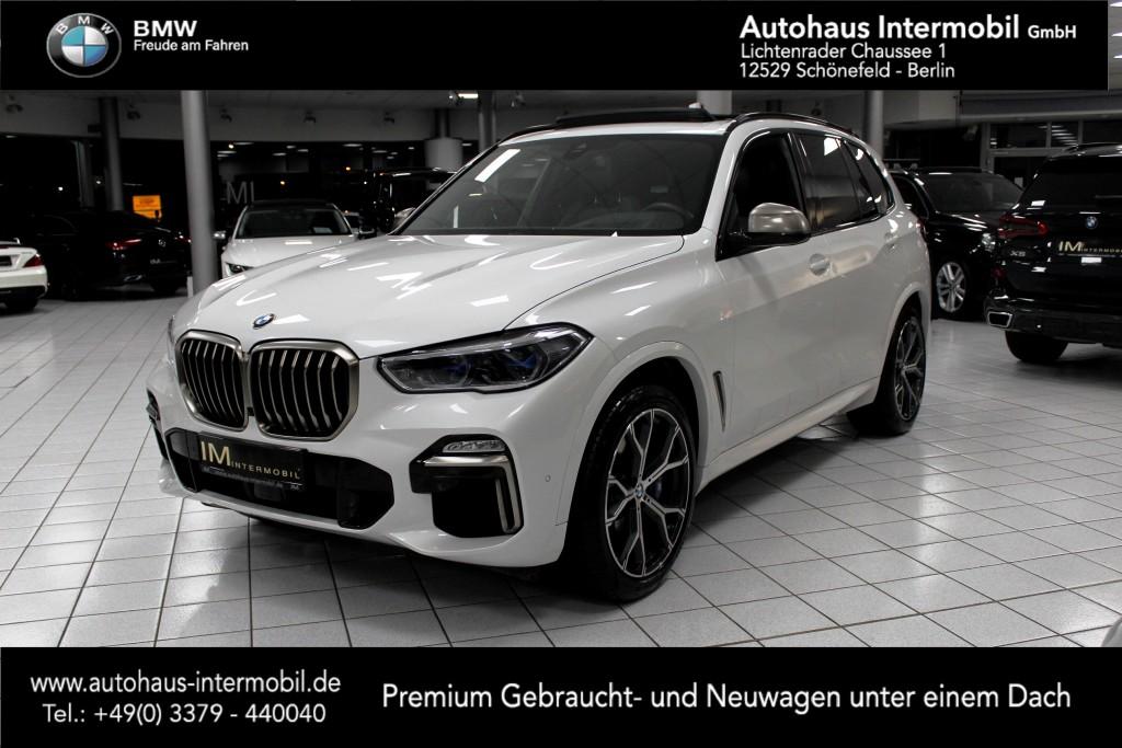 BMW X5 M50 d *Laserlicht*H-Up*Pano*Standhzg*Keyless*, Jahr 2019, Diesel