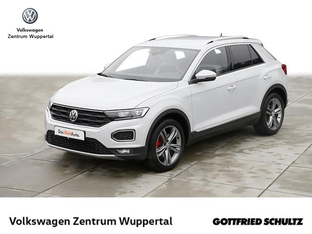 Volkswagen T-Roc 2,0 TSI Sport DSG 4M LED NAVI SHZ PDC LM R-LINE, Jahr 2018, Benzin