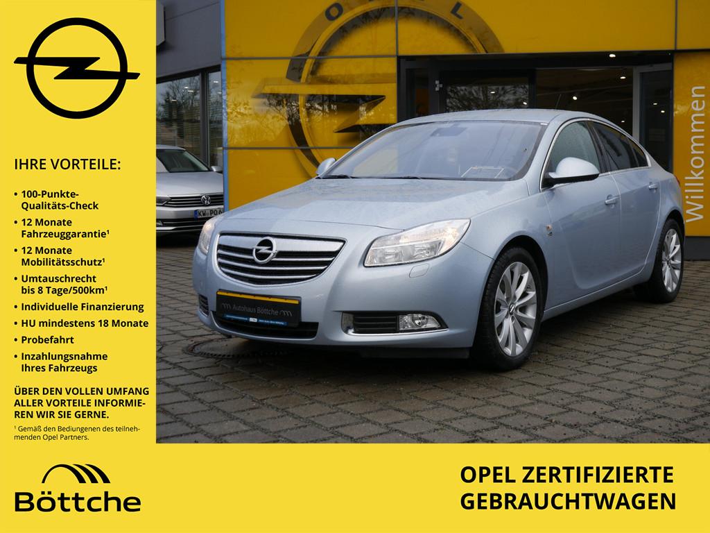 Opel Insignia 1.4 Turbo, Jahr 2012, Benzin