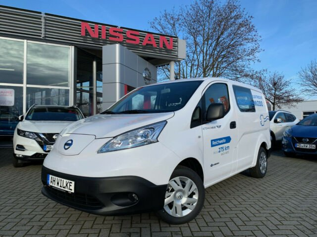 Nissan e-NV200 40 kWh COMFORT/KLIMA/WINTERPAKET/KAMERA, Jahr 2020, Elektro