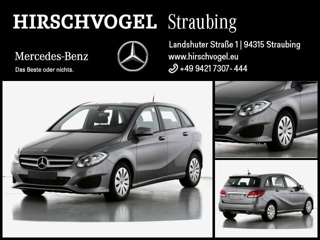 Mercedes-Benz B 220 d Navi+Kam+PDC+SHZ+Licht-&Sicht+Spiegel-P., Jahr 2018, Diesel