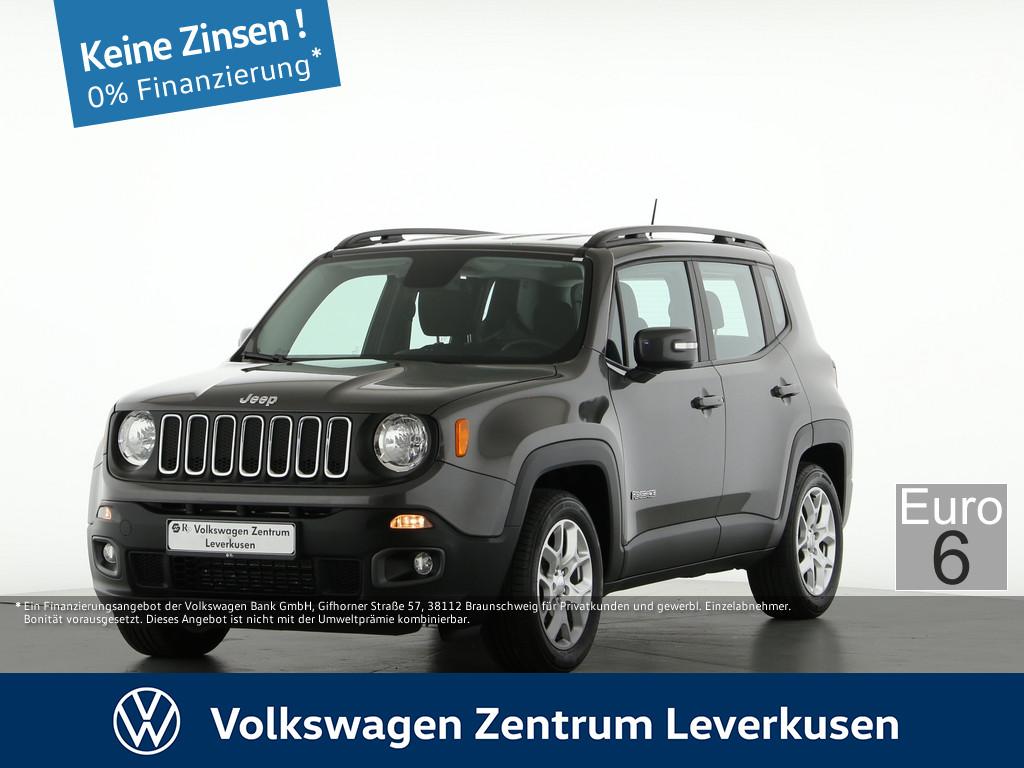 Jeep Renegade 1.4 Longitude, Jahr 2018, Benzin