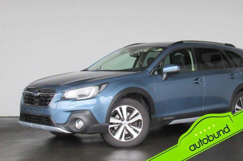 Subaru OUTBACK Outback 2,5i 4x4 Automatik DAB Link, Jahr 2019, Benzin