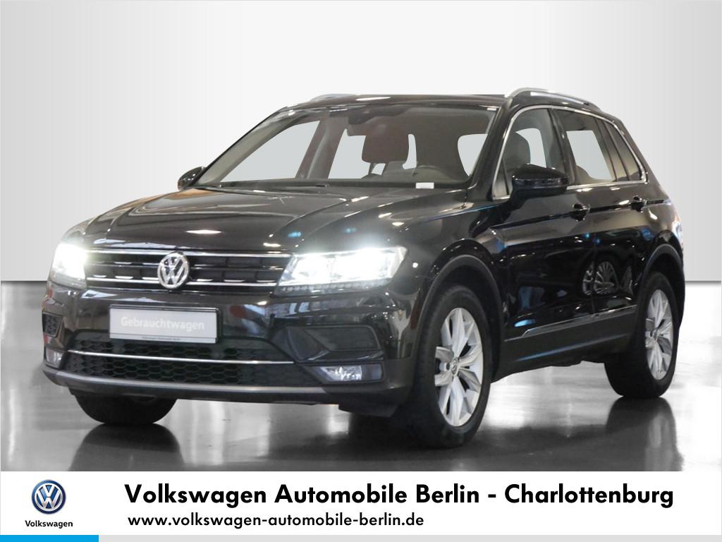 Volkswagen Tiguan 1.4 TSI Highline 4MOTION BMT, Jahr 2017, Benzin