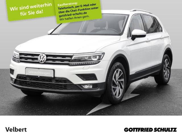 Volkswagen Tiguan 2.0 TSI DSG SOUND NAVI LED GRA SHZ PDC, Jahr 2017, Benzin