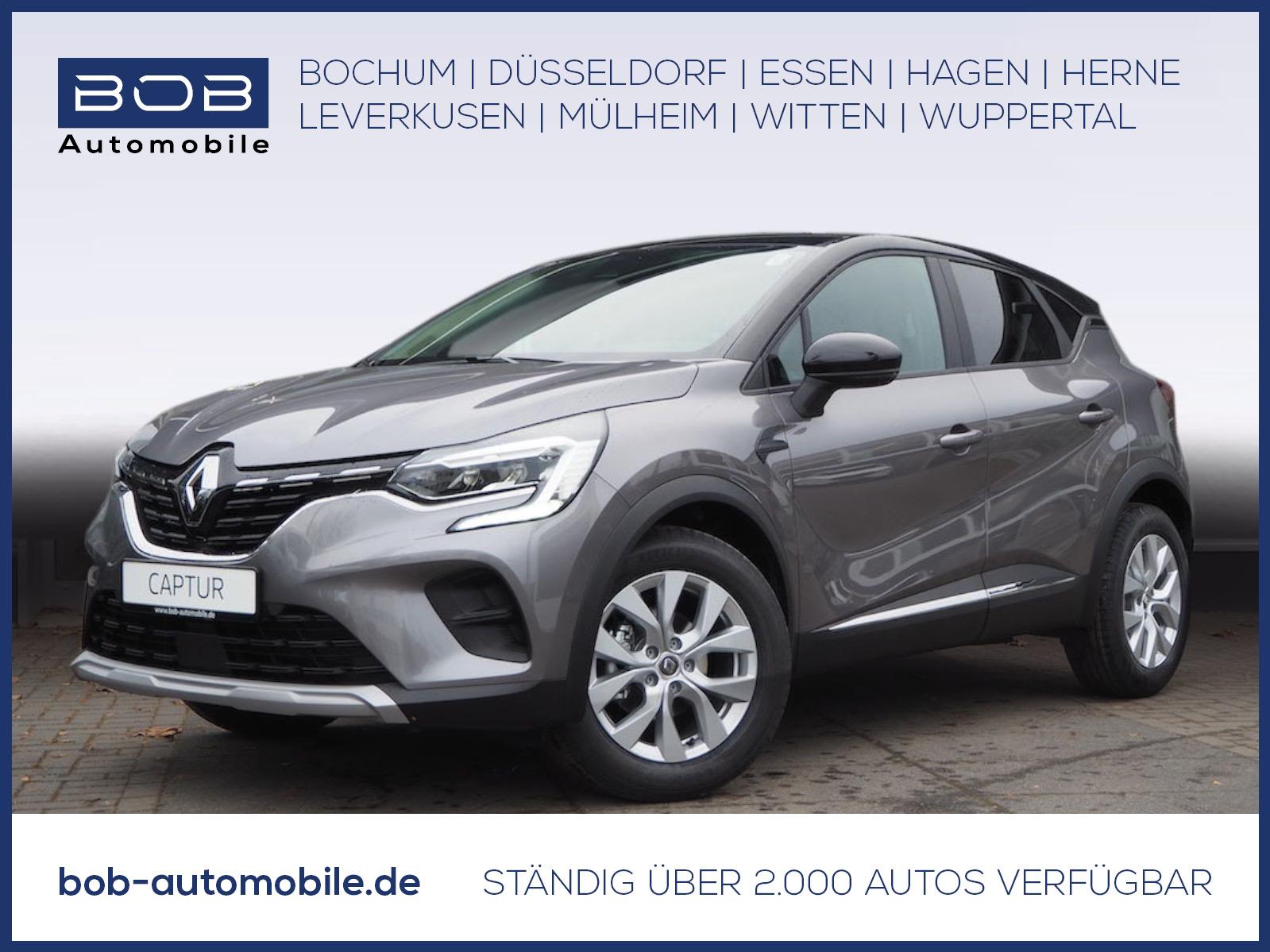 Renault Captur EXPERIENCE Deluxe TCe 130 GPF NAVI SHZ, Jahr 2021, Benzin