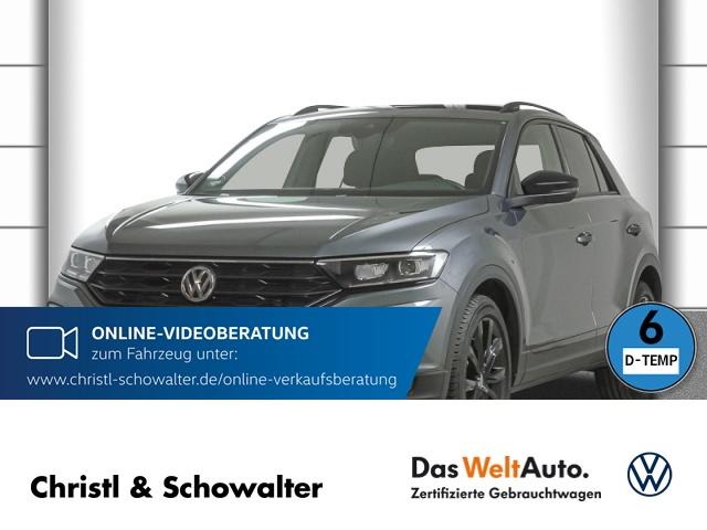 Volkswagen T-Roc Sport Black Style 2.0 TDI 4Motion DSG Navi, Jahr 2020, Diesel