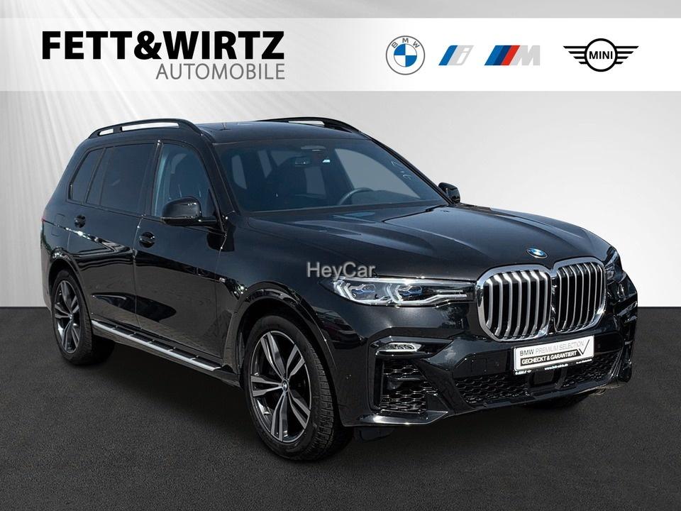 BMW X7 xDrive30d M Sport Leas. ab 995,- br. o. Anz., Jahr 2020, Diesel