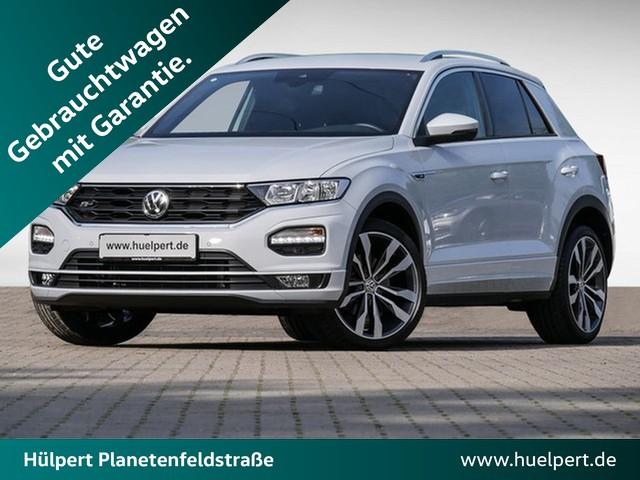 Volkswagen T-Roc 1.5 TSI Sport R-LINE eKlappe ACTIVE-INFO ALU19 ACC, Jahr 2019, Benzin