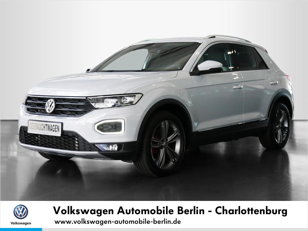Volkswagen T-Roc 2.0 TSI Sport 4MOTION BMT, Jahr 2018, Benzin