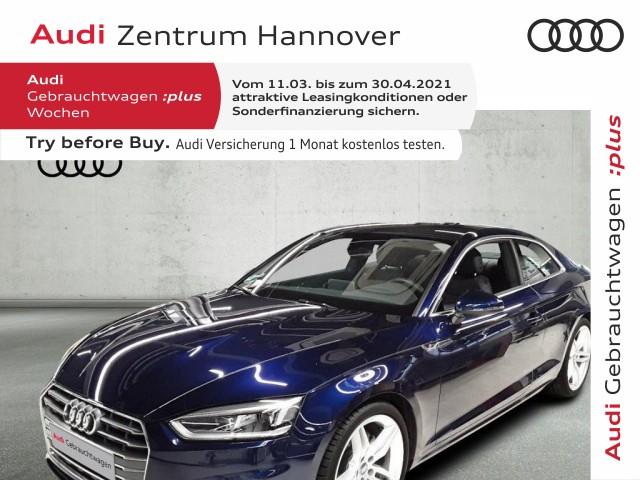 Audi A5 Coupe Sport 35 TFSI S line Matrix B&O ACC virtual, Jahr 2019, Benzin