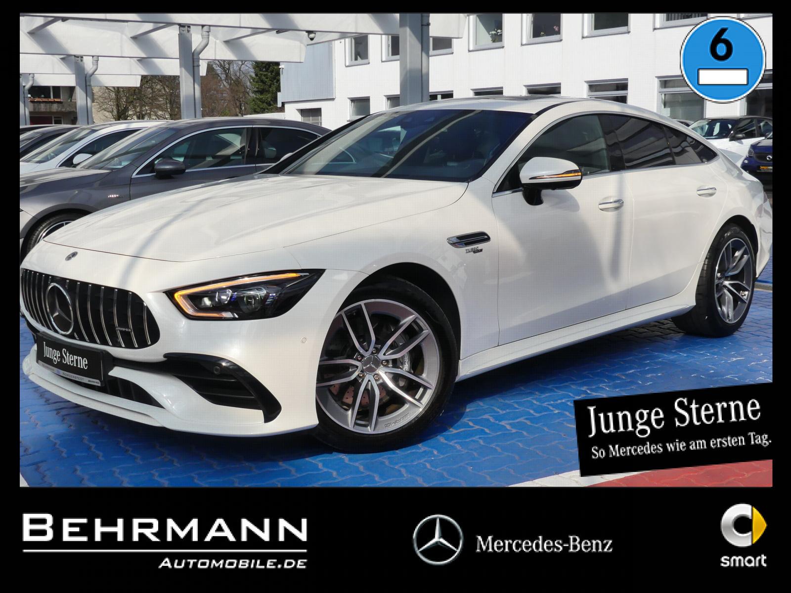 Mercedes-Benz AMG GT 53 4M +360°Kamera+AHK+StandHzg+Burmester+, Jahr 2019, Benzin