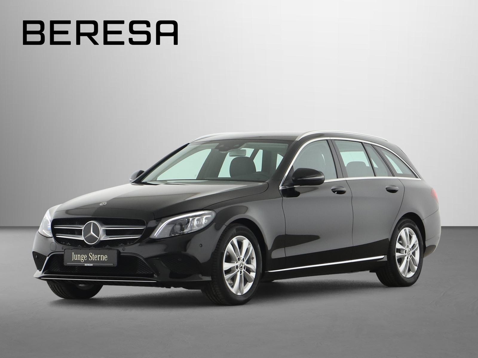 Mercedes-Benz C 180 T Avantgarde Fahrassist. LED Kamera Navi, Jahr 2019, Benzin